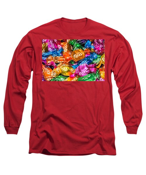 Roses Sweets Long Sleeve T-Shirt