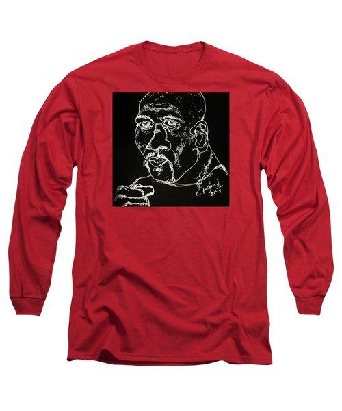 Rubin Hurricane Carter Long Sleeve T-Shirt