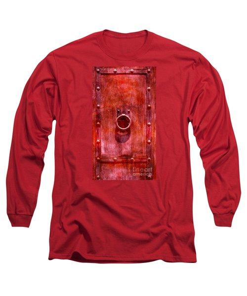 Rust Never Sleeps Long Sleeve T-Shirt by John  Kolenberg