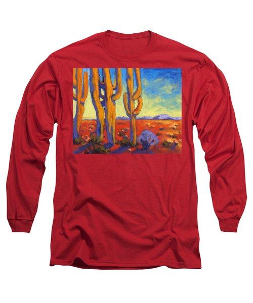Saguaro 2 Long Sleeve T-Shirt