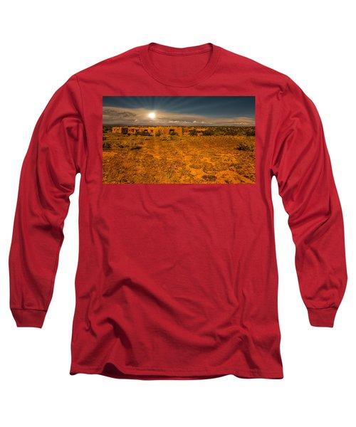 Santa Fe Landscape Long Sleeve T-Shirt