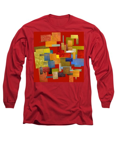 Scrambled Eggs L Long Sleeve T-Shirt