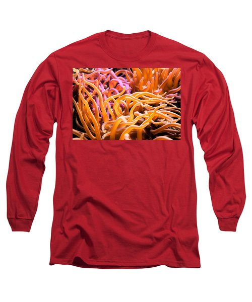 Sea Anemone  Long Sleeve T-Shirt