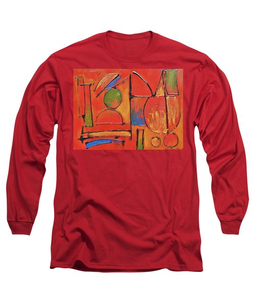 Searching For My Soul Long Sleeve T-Shirt by Jason Williamson