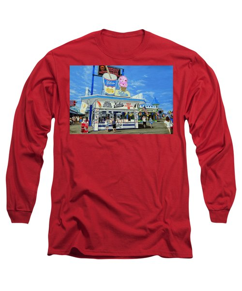 Seaside Memories Long Sleeve T-Shirt