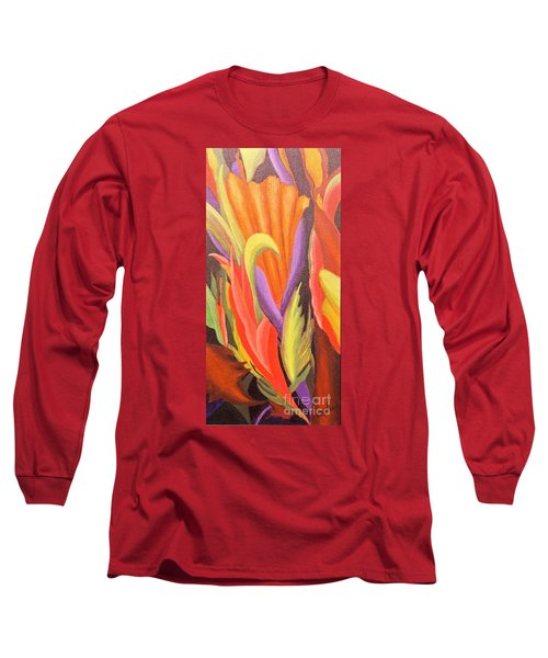 Secret Place Long Sleeve T-Shirt by Glory Wood