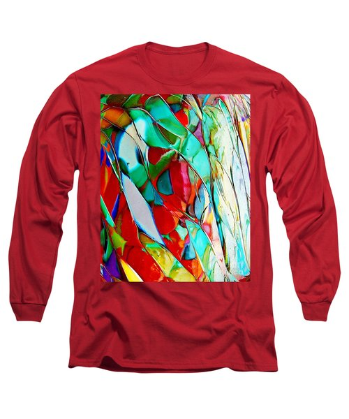 Shades Of Excitement Long Sleeve T-Shirt