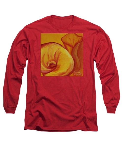 Shadow Lily Long Sleeve T-Shirt