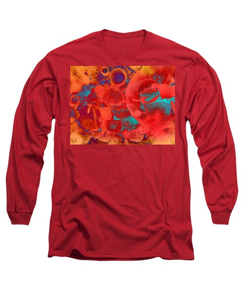 Shapes Sizes Colors Long Sleeve T-Shirt