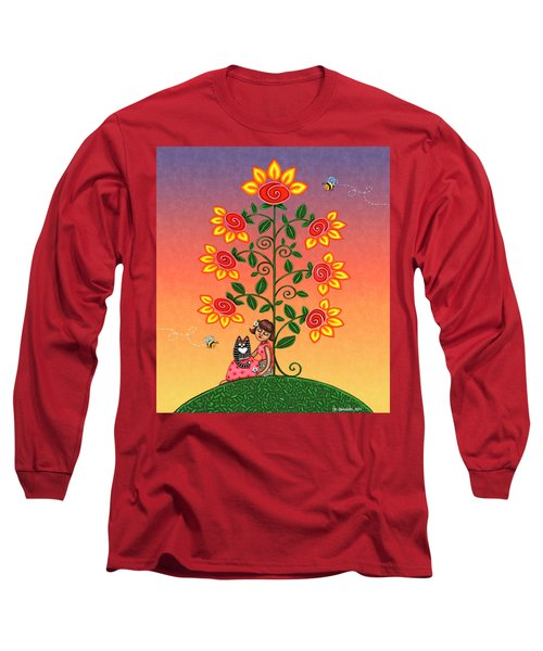 She Is Life Barnes And Noble Long Sleeve T-Shirt