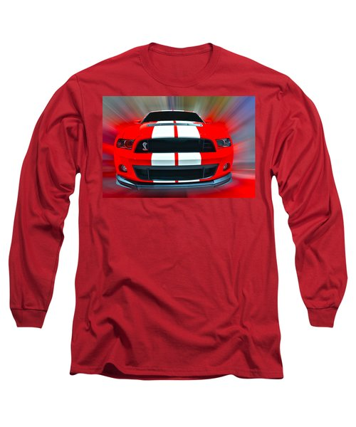 Shelby Gt 500  2013 Long Sleeve T-Shirt