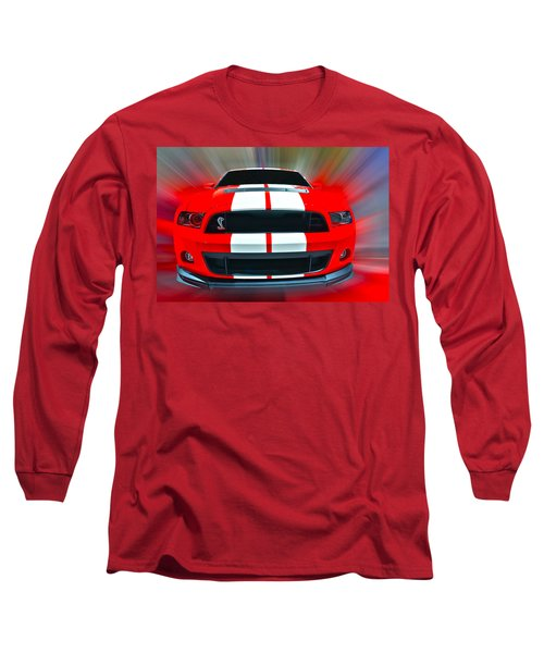 Shelby Gt 500  2013 Long Sleeve T-Shirt