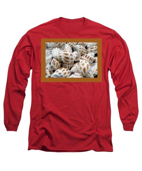 Shells - 7 Long Sleeve T-Shirt