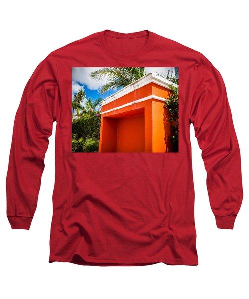 Shelter Orange Long Sleeve T-Shirt