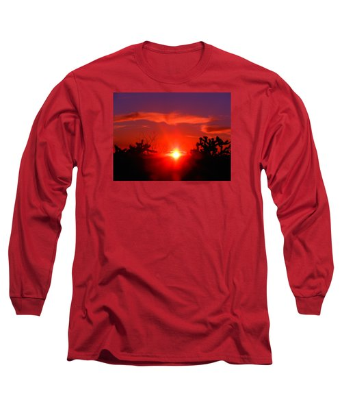 Shineing Star  Long Sleeve T-Shirt
