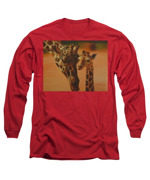 Show Me Long Sleeve T-Shirt