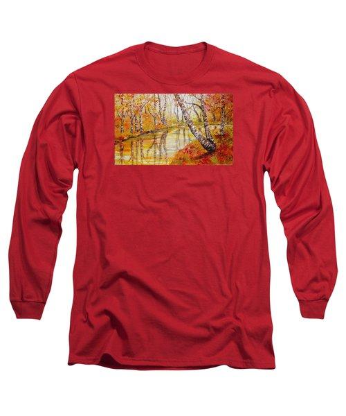 Silence Long Sleeve T-Shirt