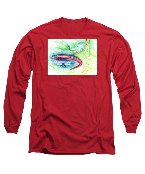Simon Long Sleeve T-Shirt