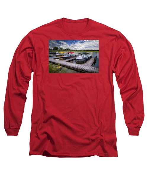 Ski Nautique Long Sleeve T-Shirt