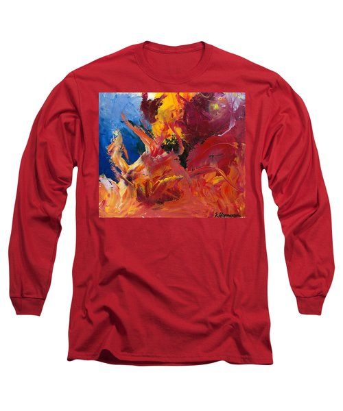 Small Passion 1 Long Sleeve T-Shirt