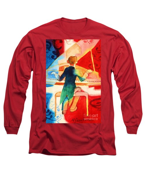 So Grand Long Sleeve T-Shirt by Marilyn Jacobson