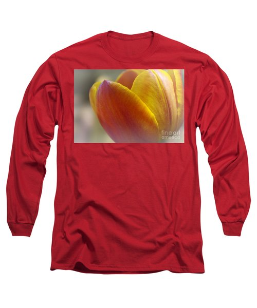 Long Sleeve T-Shirt featuring the photograph Soft Details  by John S
