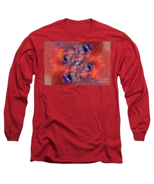 Spiritual Dna Long Sleeve T-Shirt by Margie Chapman