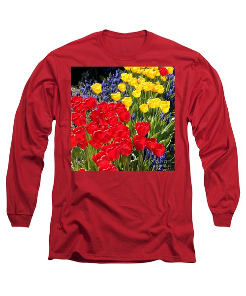 Spring Sunshine Long Sleeve T-Shirt