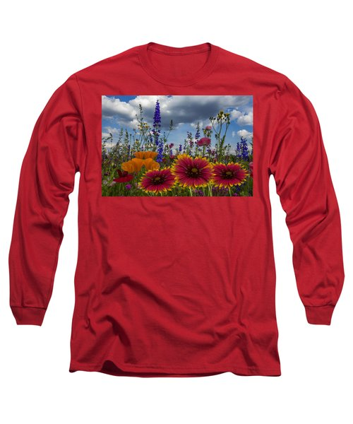 Spring Symphony Long Sleeve T-Shirt