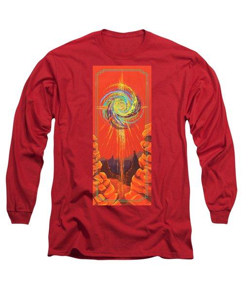 Star Of Splendor Long Sleeve T-Shirt