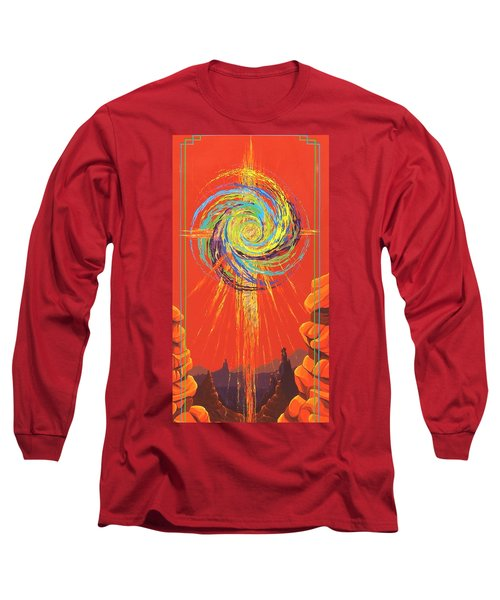 Star Of Splendor Long Sleeve T-Shirt