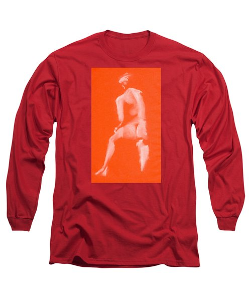 Step Up Ett Fotsteg Upp Long Sleeve T-Shirt