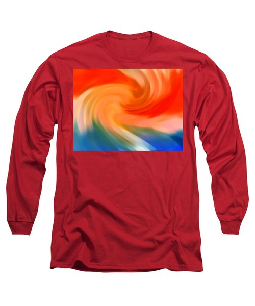 Storm At Sea 1 Long Sleeve T-Shirt