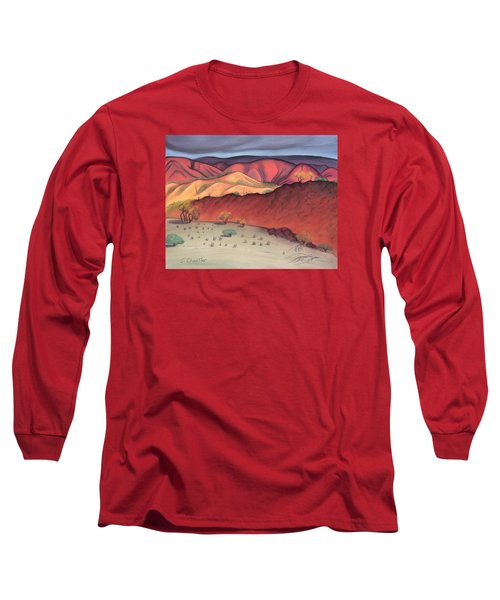 Storm Outback Australia Long Sleeve T-Shirt