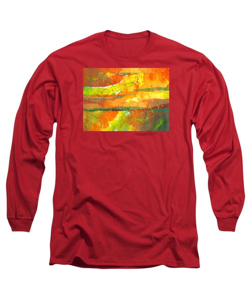Strata Long Sleeve T-Shirt