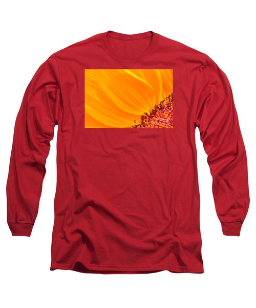 Stretching Out Long Sleeve T-Shirt by Jim Carrell