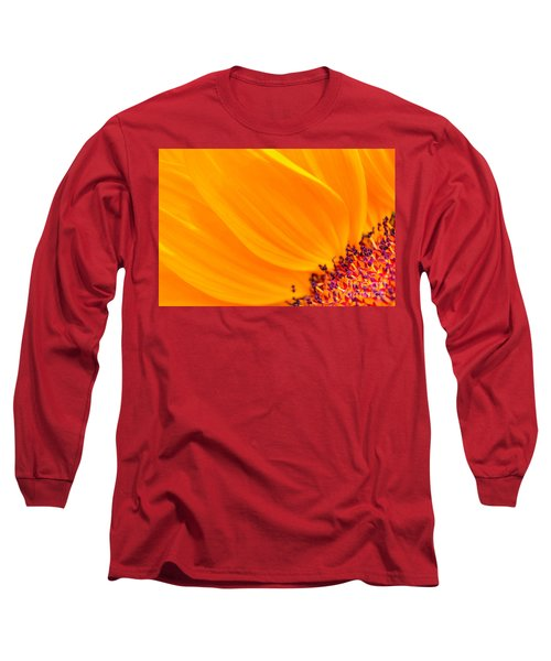 Stretching Out Long Sleeve T-Shirt