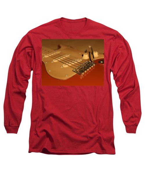 Strummed Long Sleeve T-Shirt