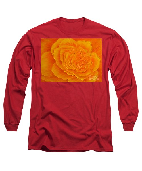 Summer Beauty Long Sleeve T-Shirt