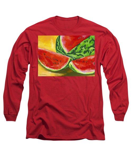 Summertime Delight Long Sleeve T-Shirt