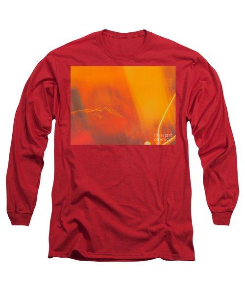 Long Sleeve T-Shirt featuring the photograph Summertimes by Luc Van de Steeg