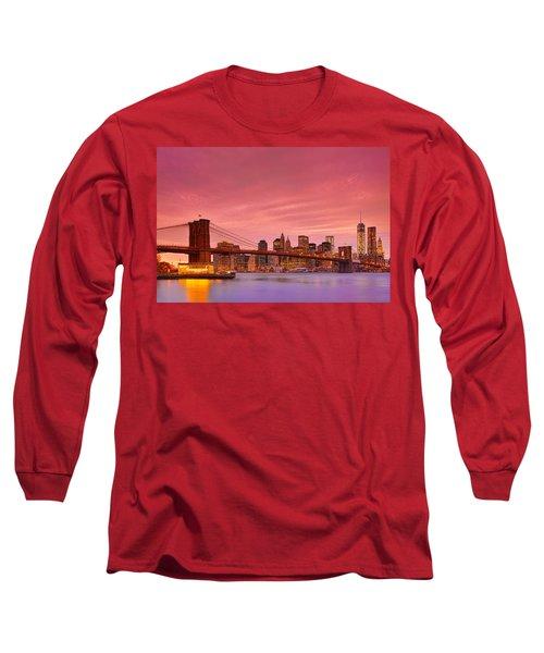 Sundown City Long Sleeve T-Shirt