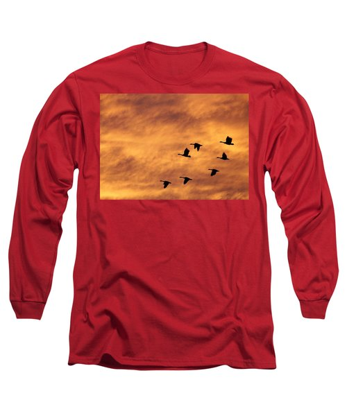 Sunrise Flight 2 Long Sleeve T-Shirt