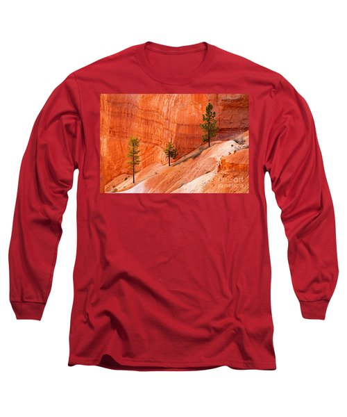 Sunrise Point Bryce Canyon National Park Long Sleeve T-Shirt