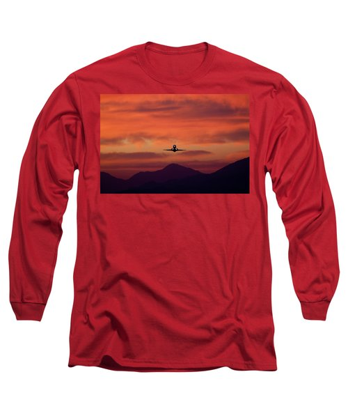 Sunrise Takeoff Long Sleeve T-Shirt