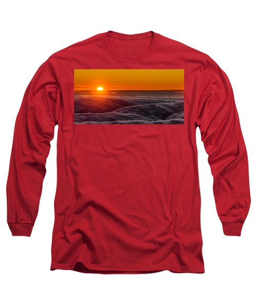 Sunset On Cloud City 1 Long Sleeve T-Shirt