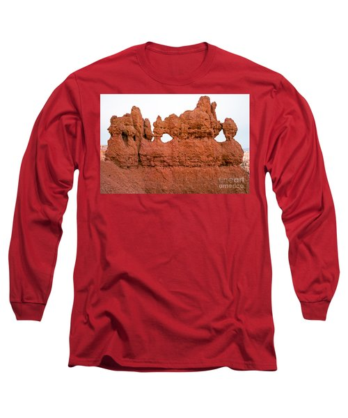 Sunset Point Bryce Canyon National Park Long Sleeve T-Shirt