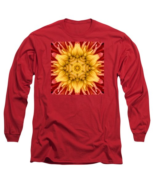 Surreal Flower No.4 Long Sleeve T-Shirt