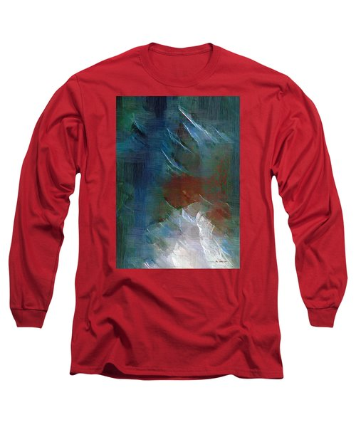 Swallowing Words Long Sleeve T-Shirt