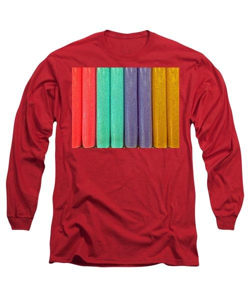 Sweet Colors Long Sleeve T-Shirt